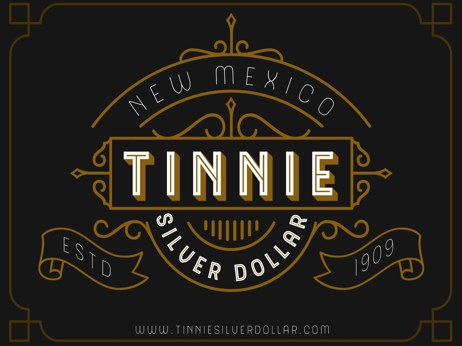 Tinnie Silver Dollar Mercantile & Cafe in Tinnie, NM
