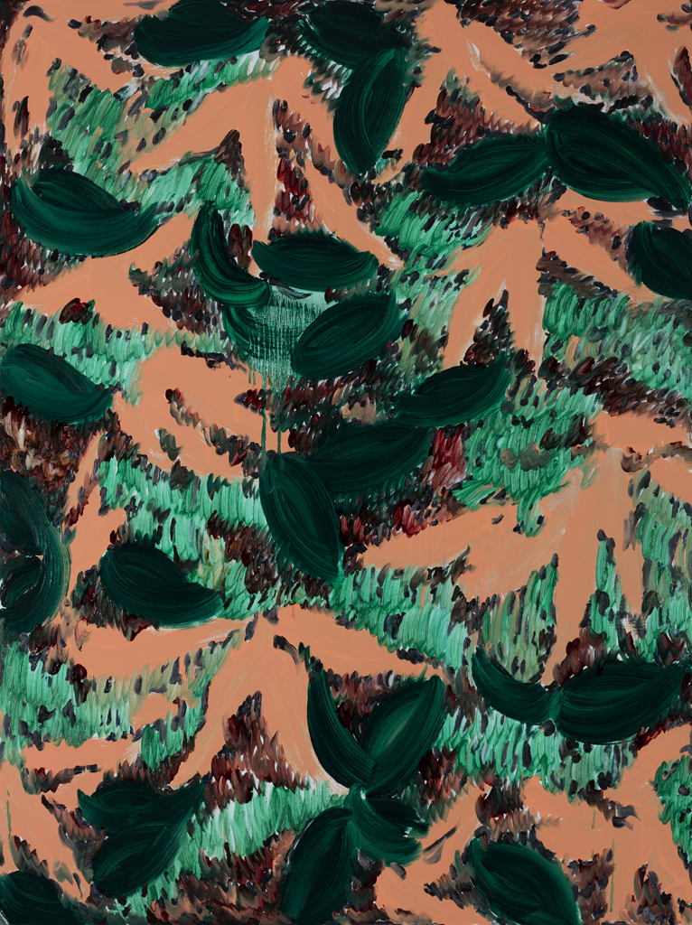 06_MK_Bunches, 97 x 130 cm, Oil on Canvas, 2016.jpg