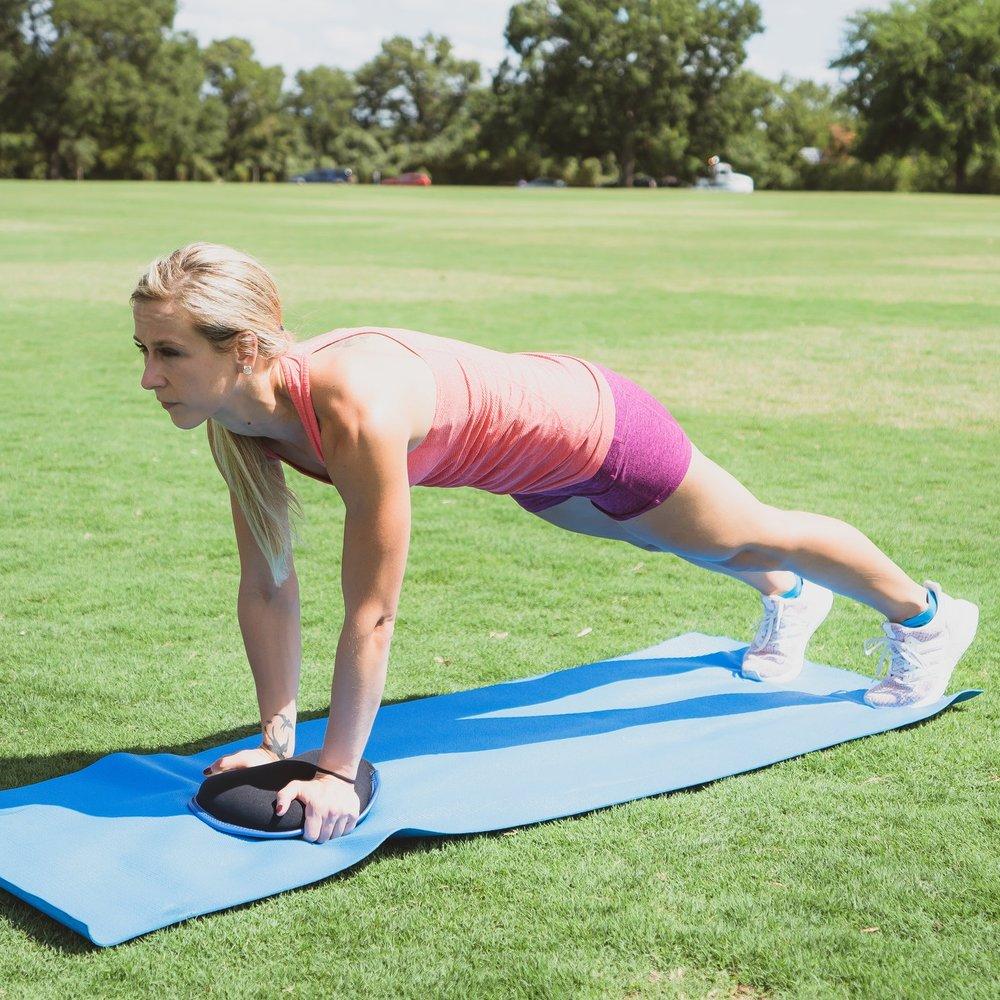 hyperwear lower body workout sandbag swift fitness