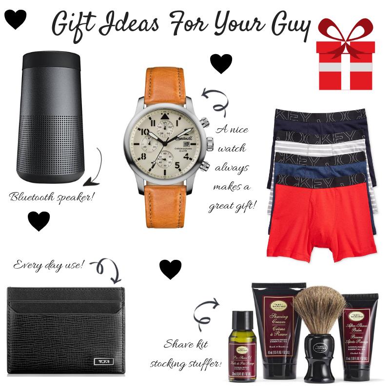 Mens Gift Ideas!