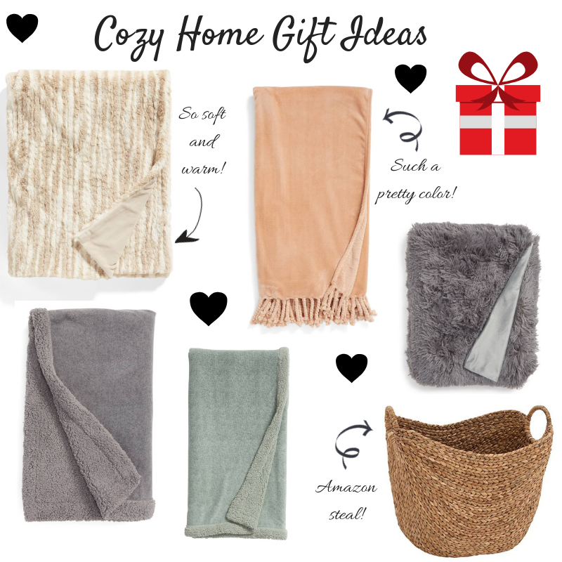 Cozy Home Decor Gift Ideas