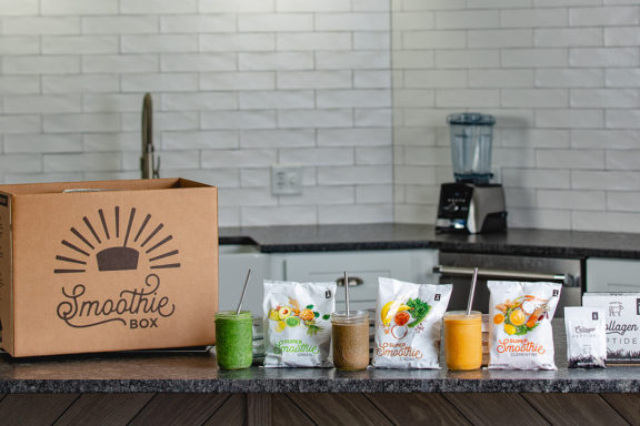 Smoothie Box Subscription
