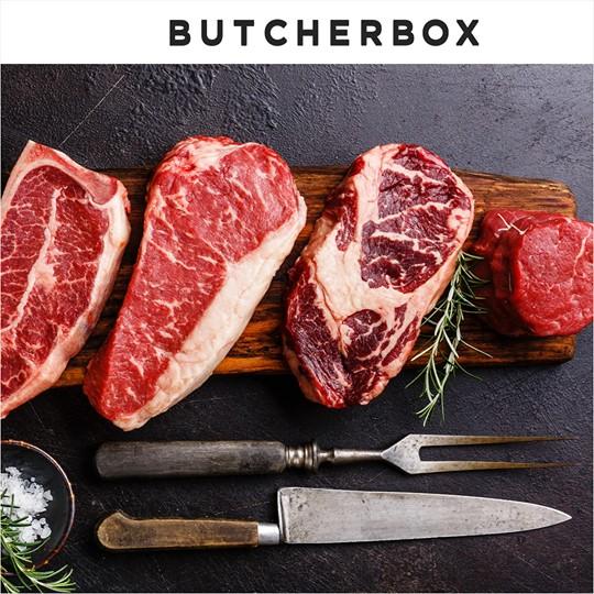 Butcher Box subscription service