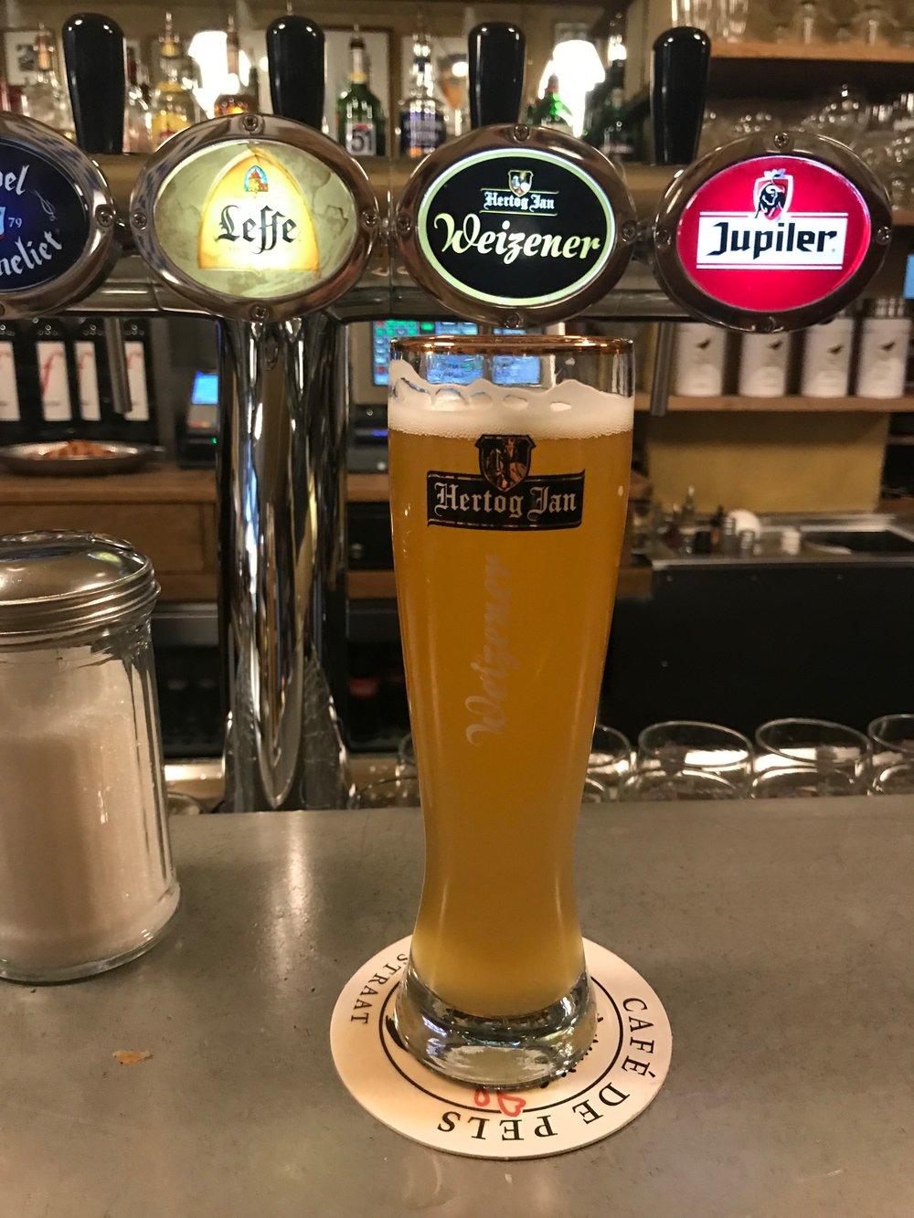 Cafe de Pels Dutch beer