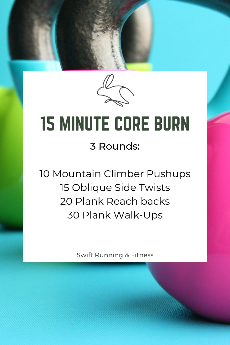 Weekly Core Workout