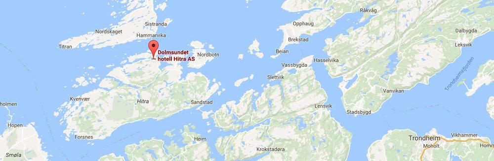 hitra kart Kart — Dolmsundet Hotell Hitra   Ditt hotell i Hitra  og Frøyaregionen hitra kart