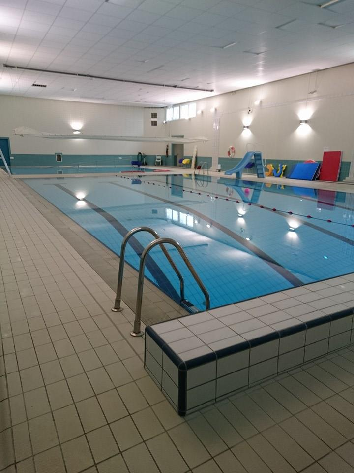 Hitrahallen - Svømmehall