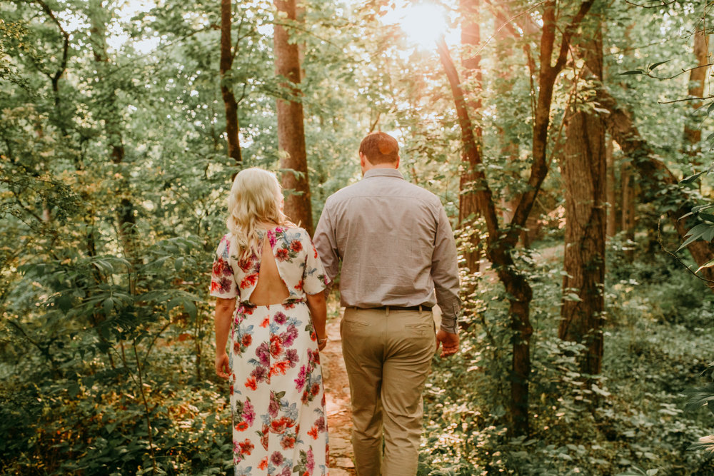 jamey + lindsey - roswell mill - roswell, georgia