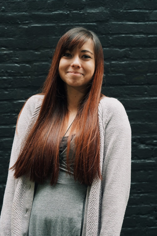 Aoife Rafferty - Social Media Coordinator and Graphic Designer