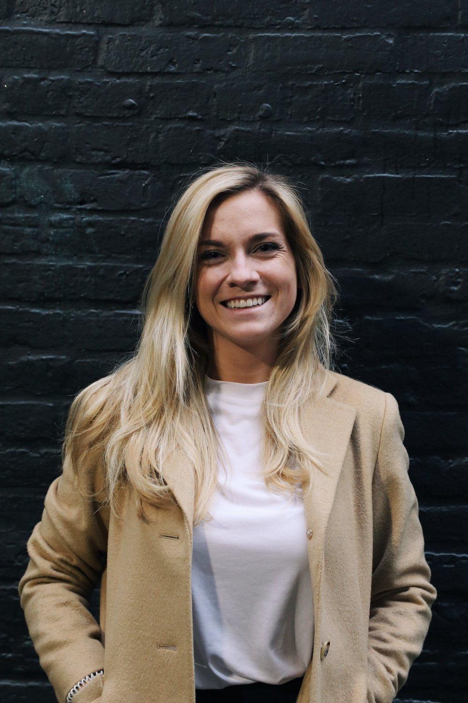Leah Hodgkiss - Public Relations Intern
