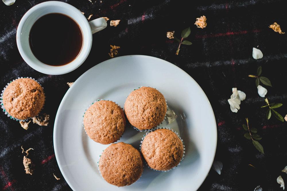 Debra's Einkorn Muffins -