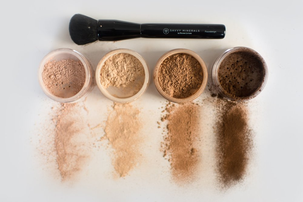 Pick Your Foundation Shade -