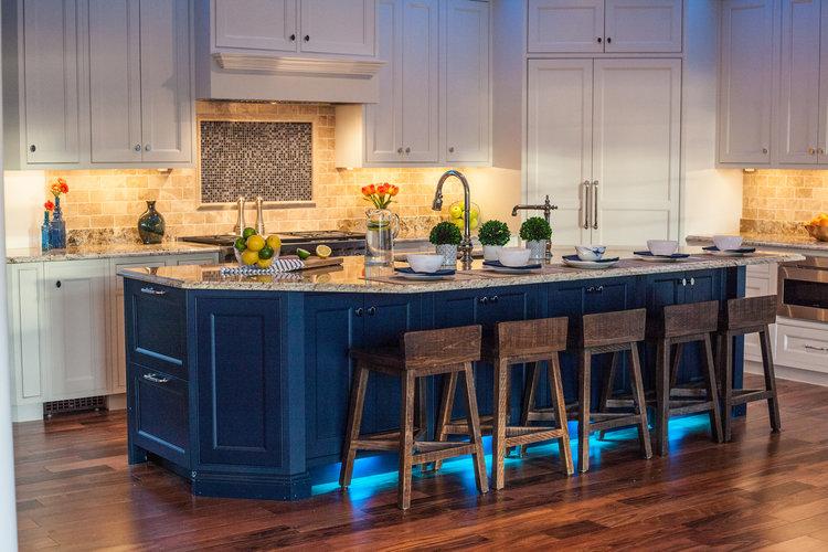 Cabinet Kick Lights Project Haven Home Lighting