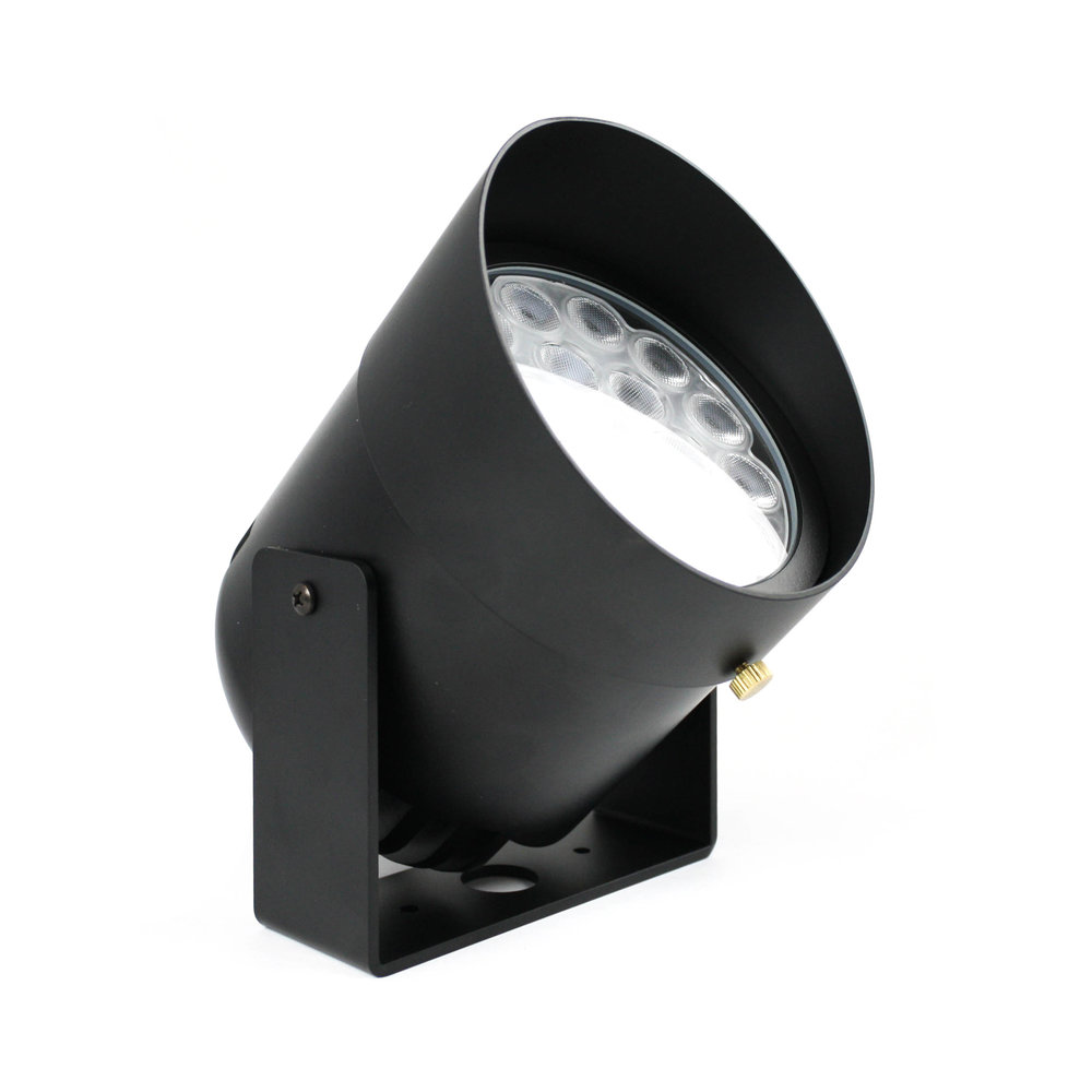 Full color 18w aluminum led up light