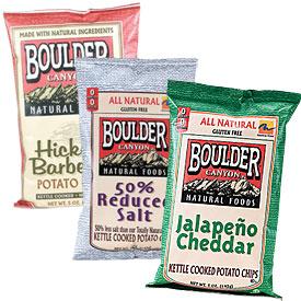 BOULDER CHIPS - $2.50