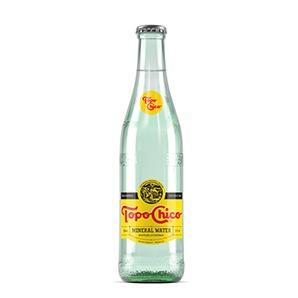 TOPO CHICO - Mineral Water $2