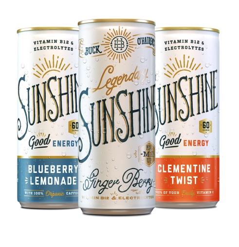 LEGENDARY SUNSHINE - Energy Drink - $3