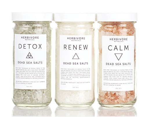 HERBIVORE BOTANICALS - Bath Salts - $18