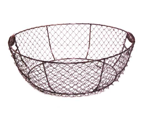 WIRE BASKET - $10