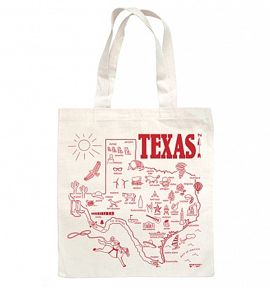 MAPTOTE - Multiple locations available - $18