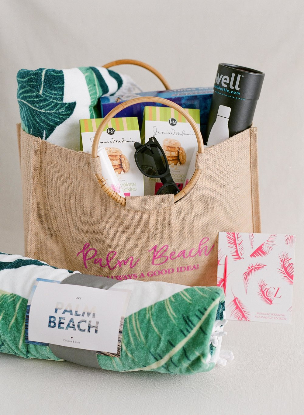 BEACH BAG - Custom Design Available -  $15