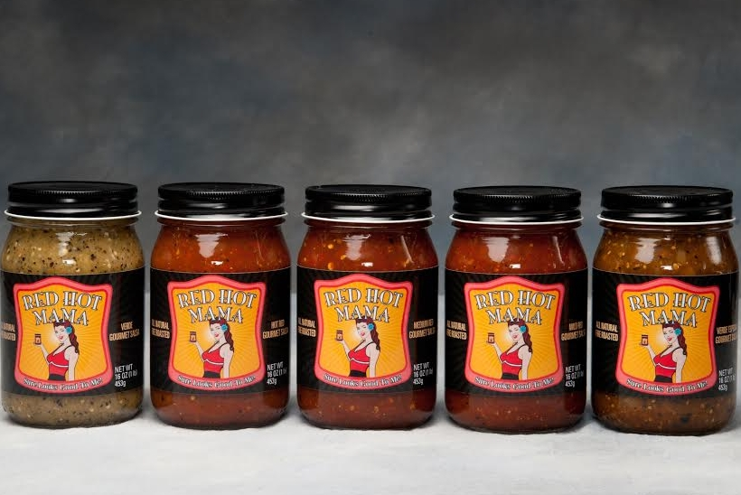 RED HOT MAMA - Salsa - $9
