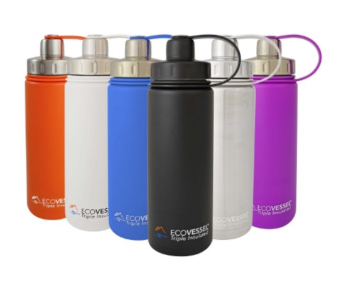 ECO VESSEL - Insulated 20oz - $27