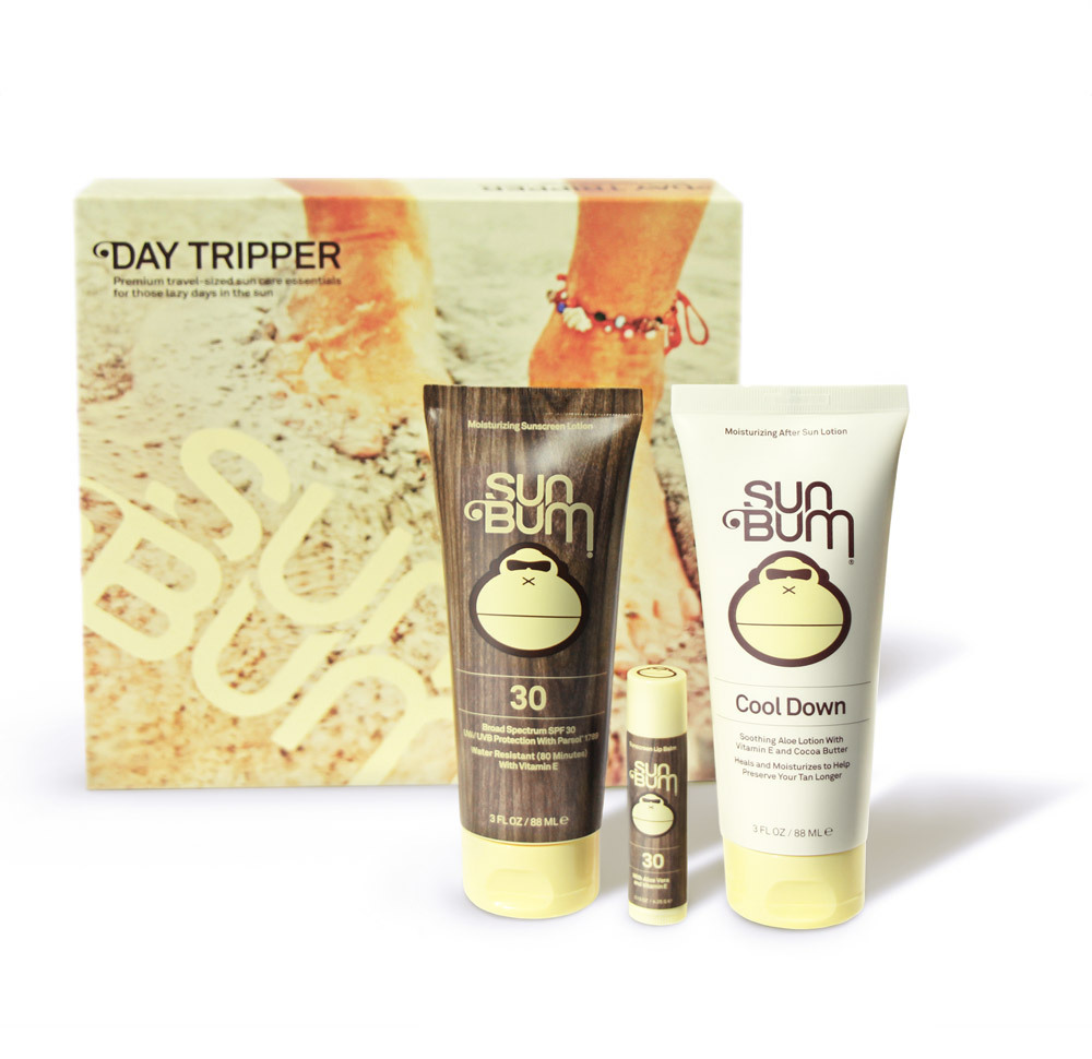 SUN BUM - Day Tripper Set - $20