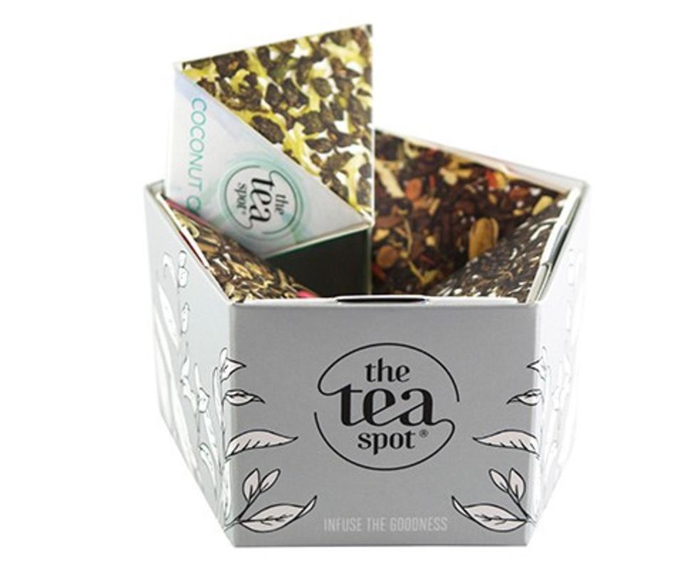 THE TEA SPOT -  Platinum Tea Flight - $9