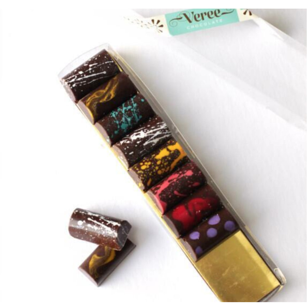 Veree Chocolate - Hand Painted Chocolate - $12