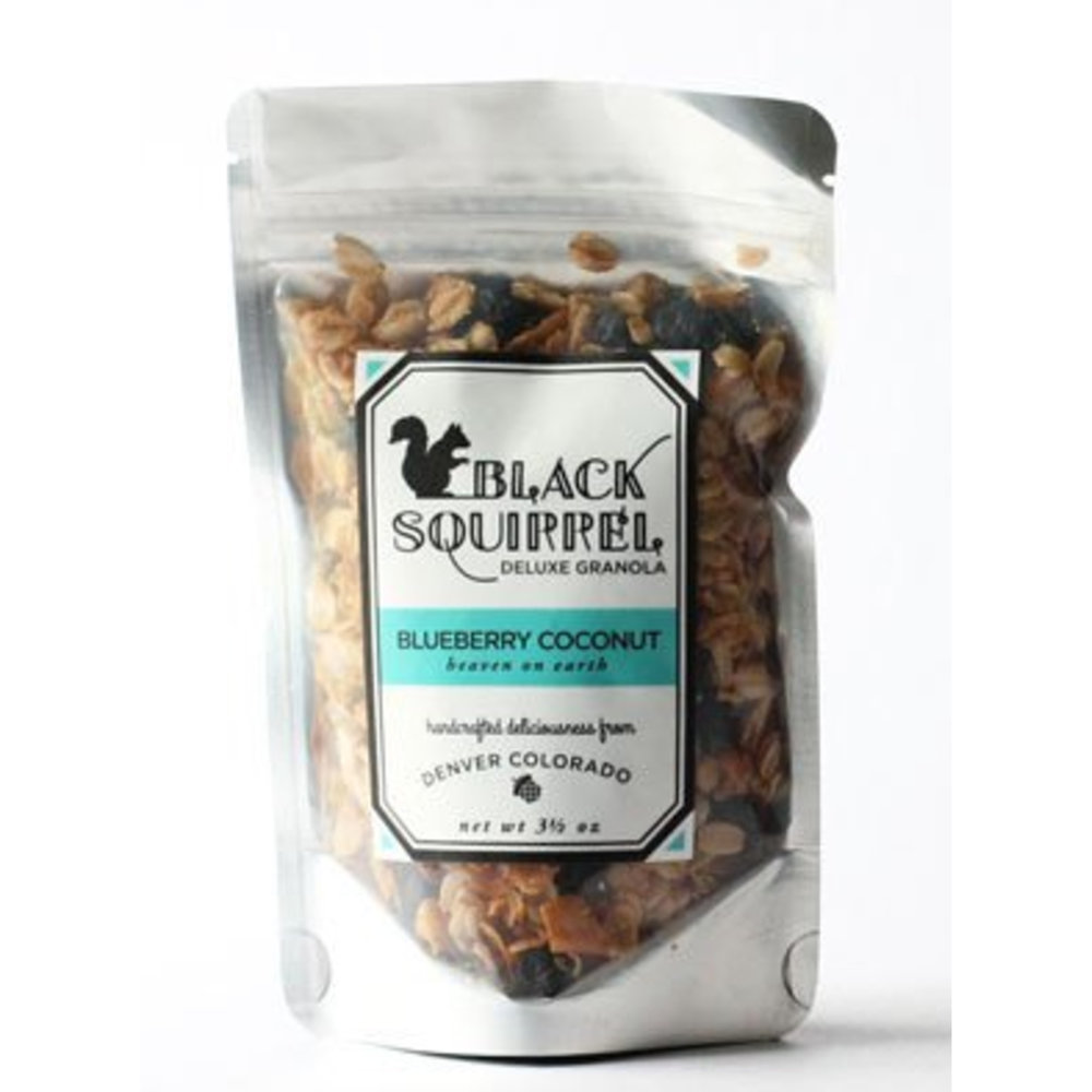 Black Squirrel Granola - Maple Almond Pecan - $812 Bag Minimum