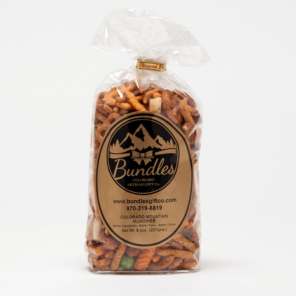 Colorado Nut Company - Munchie Mix - $6Multiple Nut Mixes Available