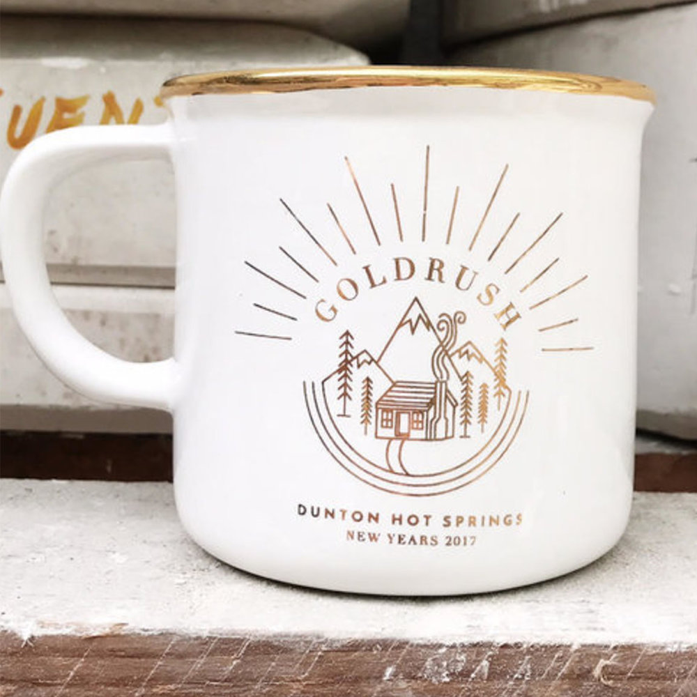 Custom Mug - Your Logo - $35