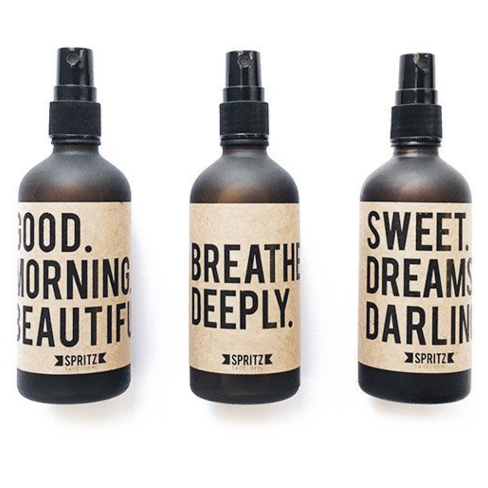 Happy Spritz - Aromatherapy Sprays - $13