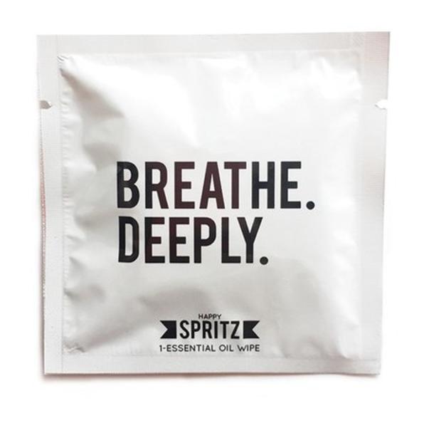 Copy of Happy Spritz Towelette