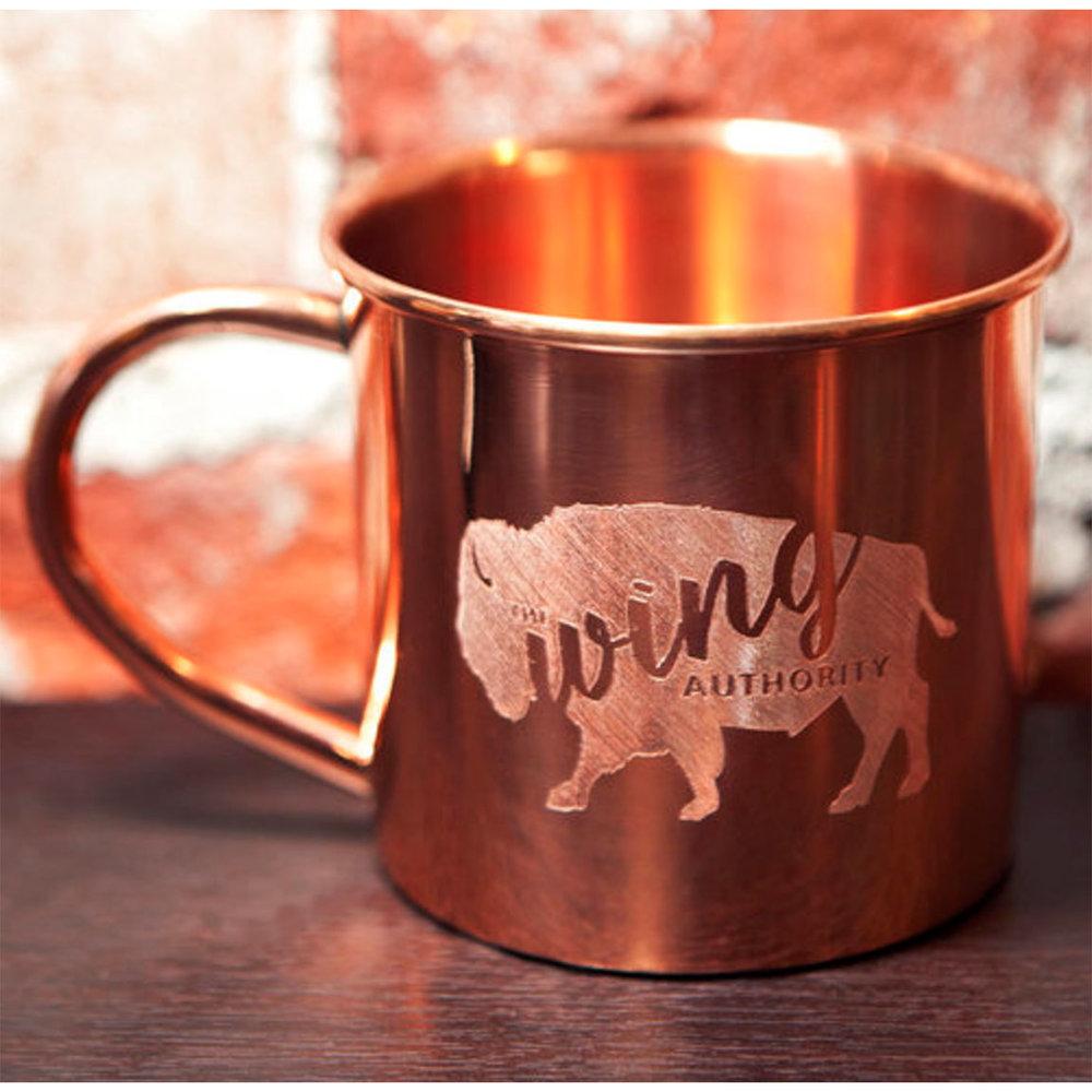 Copy of Custom Copper Mug