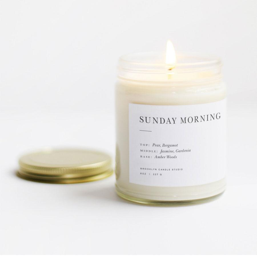Copy of Sunday Morning Candle