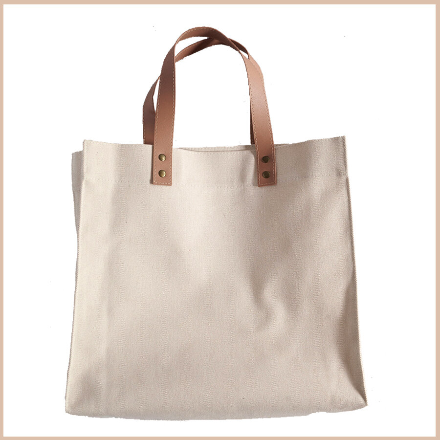 Thick Canvas Tote