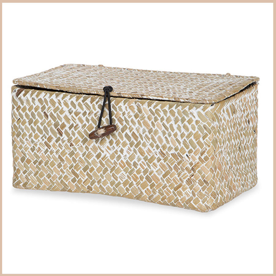 Seagrass Keepsake box