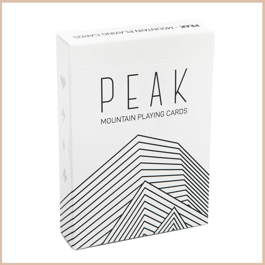 Peak Playing Cards