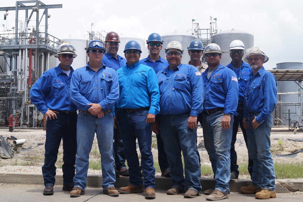 Pipe & Steel Industrial Team