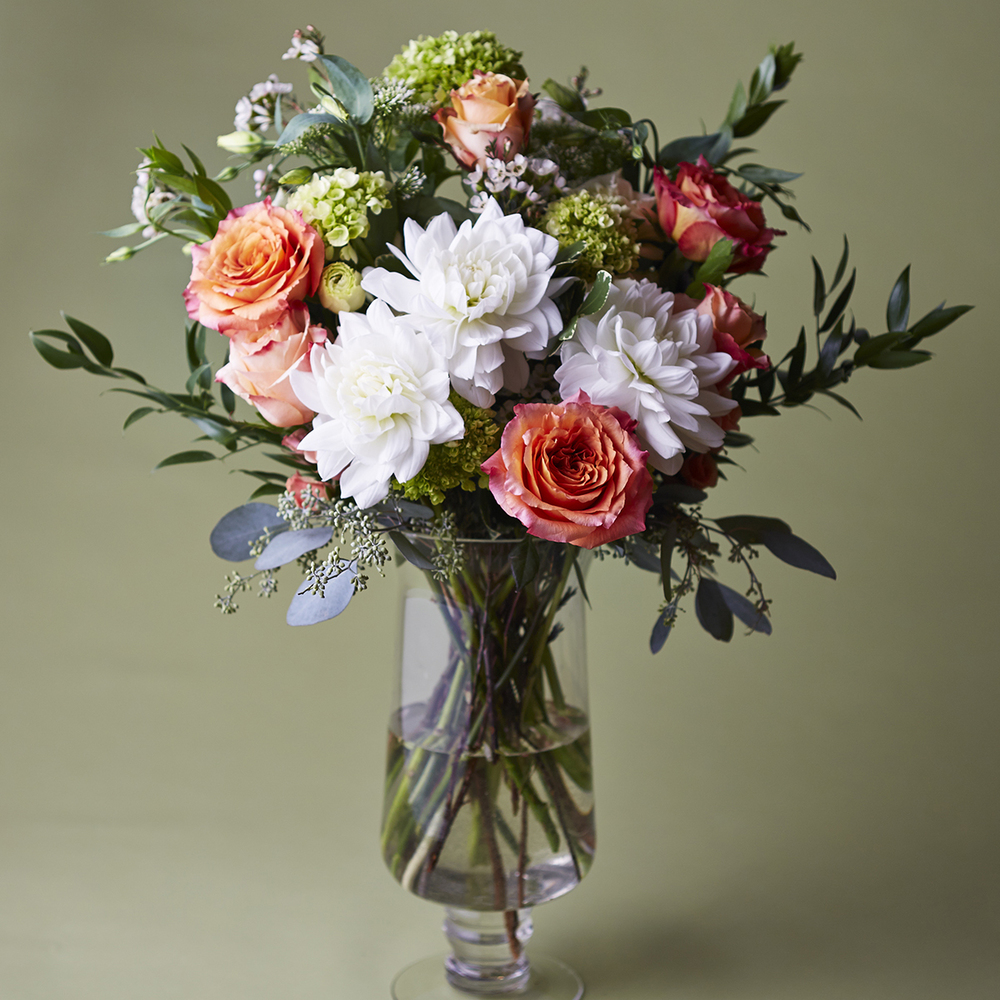Candied Corals | Display florals