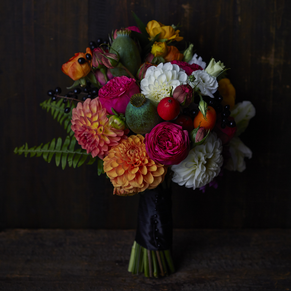 Colour & Plenty | Bouquet design