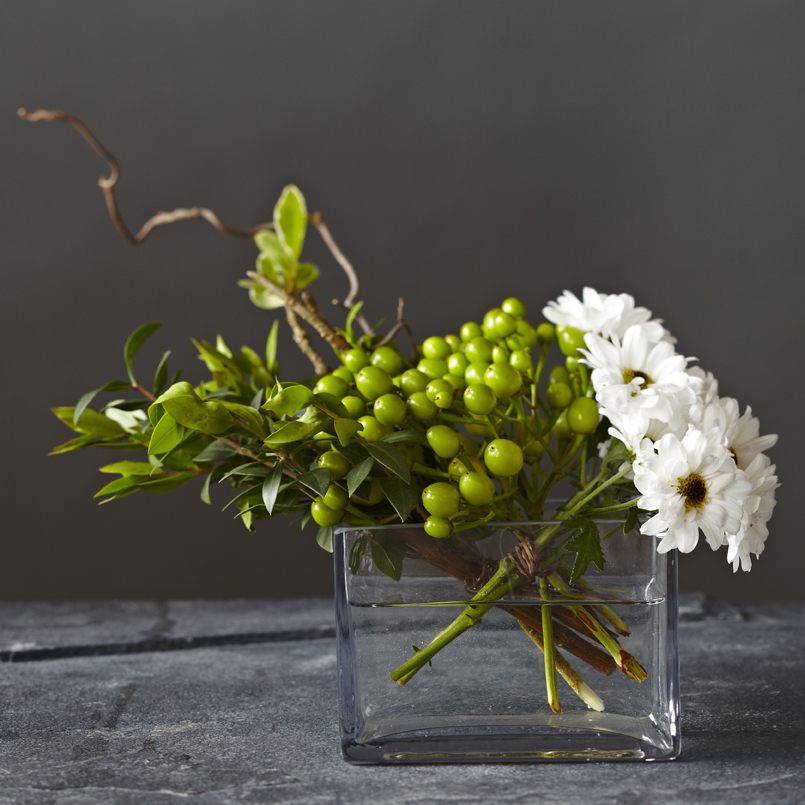 Natural Greens | Contemporary design in glass