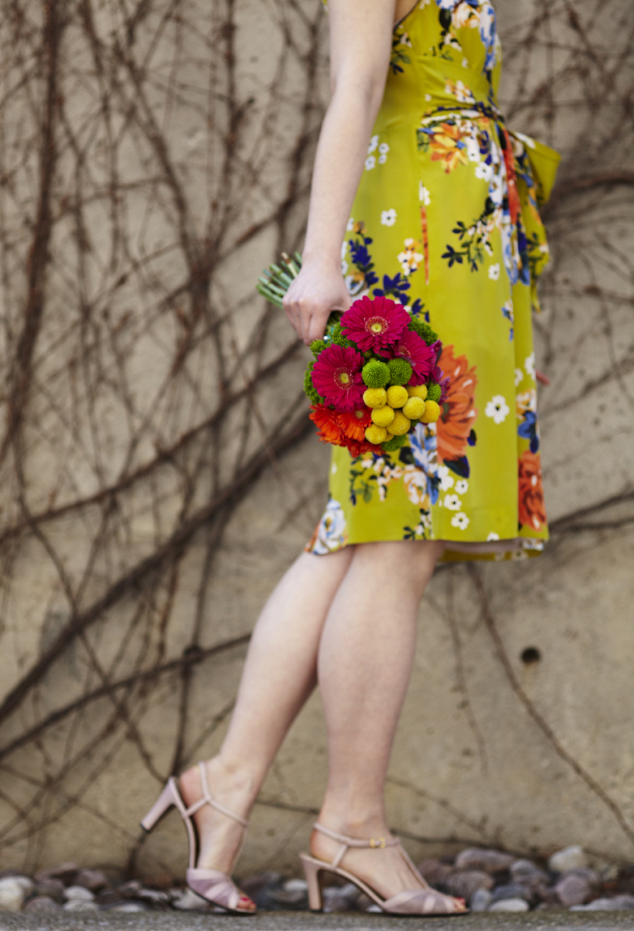 Vivid Hues | Graphic bouquet