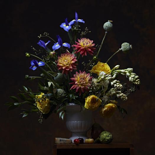 Painterly Inspiration | Flemish design