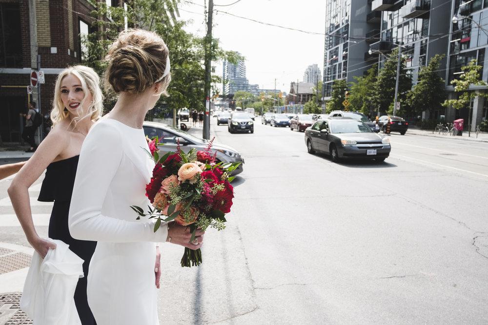 Brittany + Steven | Urban wedding | Photo: Shlomi Amiga Weddings