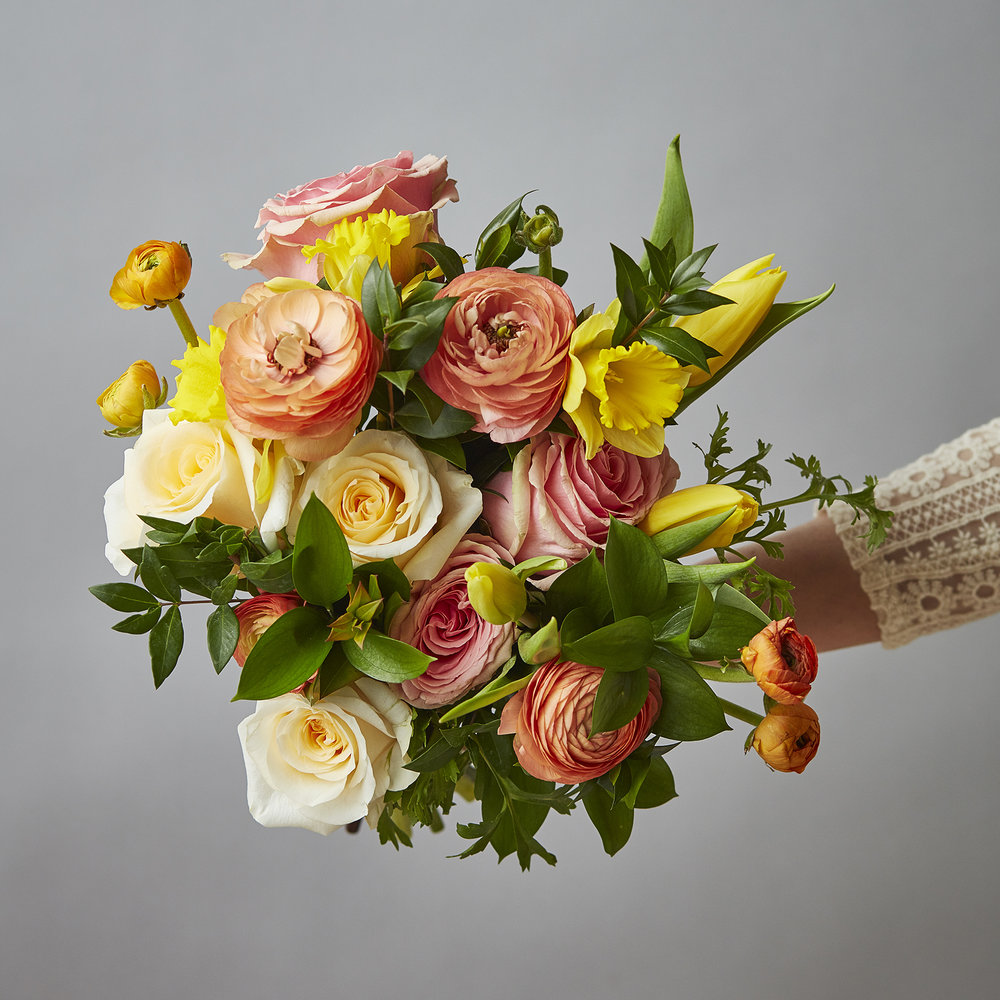 Spring splendour | Bridal bouquet