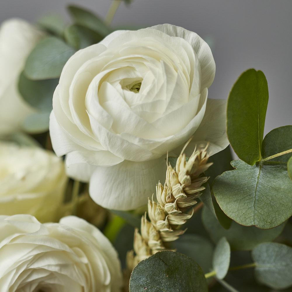 Vanilla buttercream palette | Detail