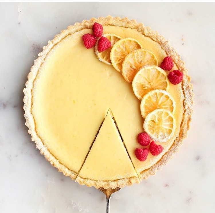 Little Bites Lemon Tart